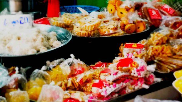 Garküchen und Märkte in Bangkok