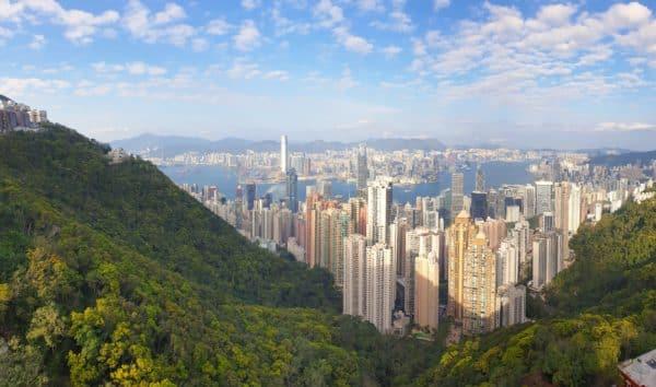Victoria Peak in Hong Kong – Hoch hinaus & steil bergab