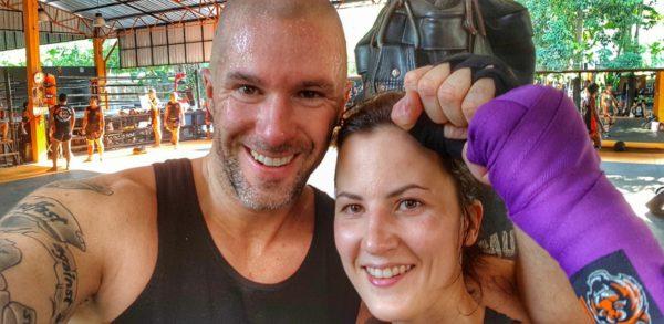 Muay Thai lernen in Thailand