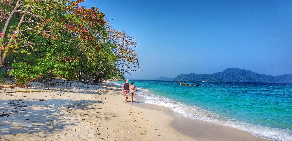 Koh Bon ist wirklich ein Bilderbuch-Traum