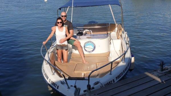 Zypern: Mit dem Boot zur Blue Lagoon (ohne Bootsführerschein)