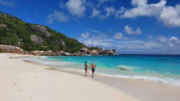 Seychellen: Private Boots-Tour von La Digue zur Ile Cocos