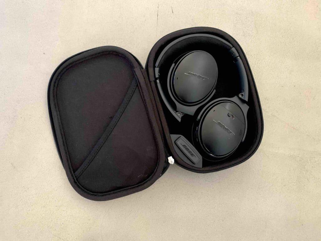 Bose Noise Cancelling Kopfhörer - QuietComfort 35 Wireless