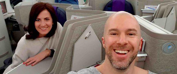 Langstreckenflug: 10 wertvolle Tipps für einen entspannten Urlaubsstart